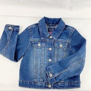 Girls Children's Place Jean Jacket Size 5
